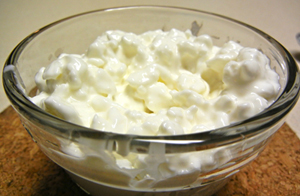 Proteine din cottage cheese