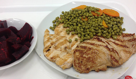 Masa usoara pentru dieta