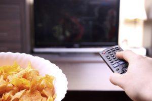 Mancatul la TV
