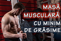 Masa musculara fara grasime