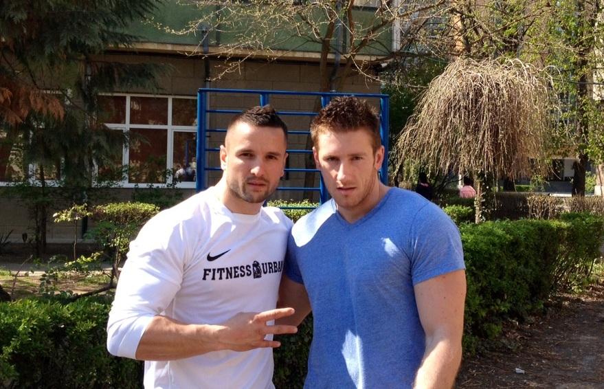 Doru Dorobat- Bogdan Tomoiaga   FitnessUrban.ro - MuscleBoom.ro