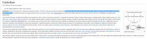 Catabolism definitie Wikipedia