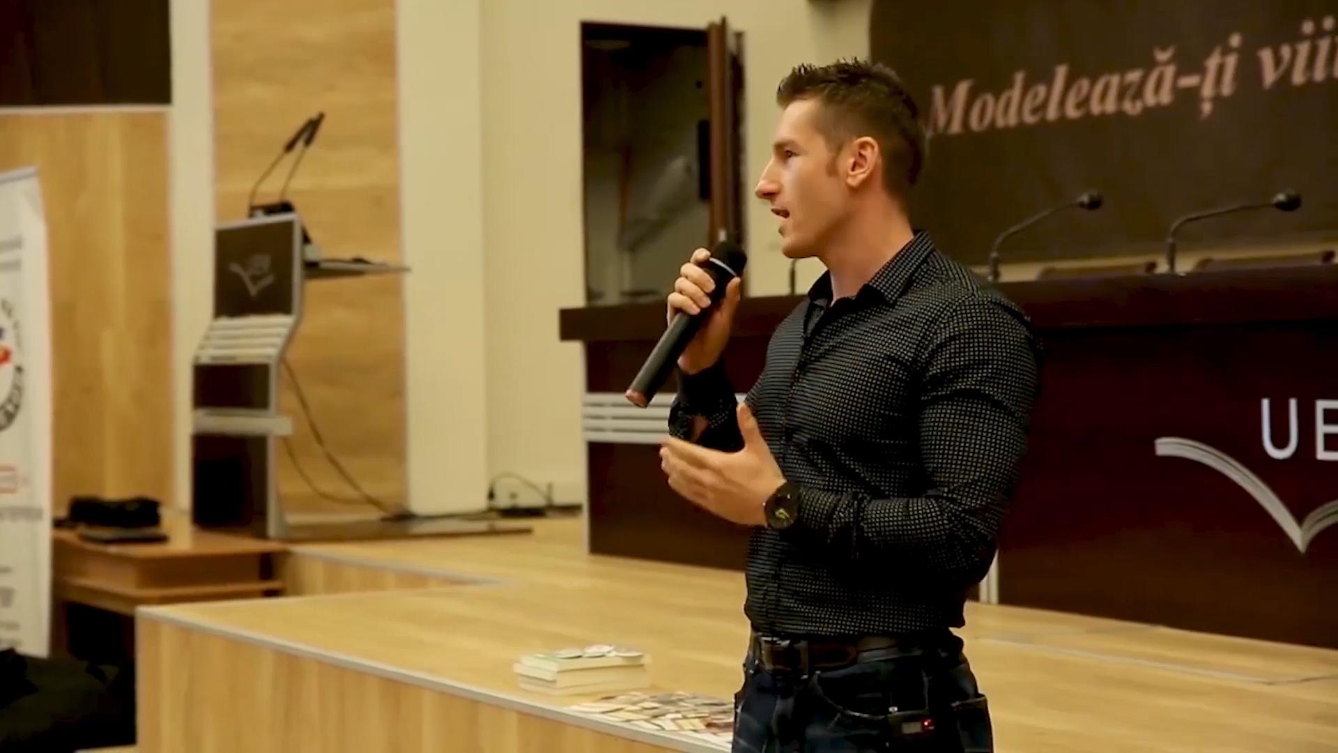 Bogdan Tomoiaga discurs